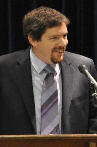 Pastor Alan Wright