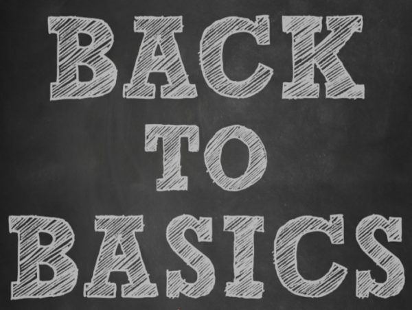 Back to Basics 6 – All you do is trust