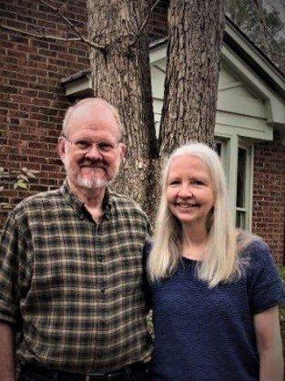 Greg (left) and Diane (right) Henderson